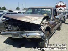 Chevy Silverado Truck Parts Used - used 1995 chevrolet silverado 2500 7 4l parts sacramento