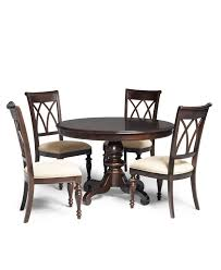 bradford dining room furniture bradford dining room furniture 5 piece set round table and 4