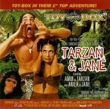 toy box tarzan u0026 jane cd discogs