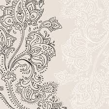 24248165 paisley background ornament vector