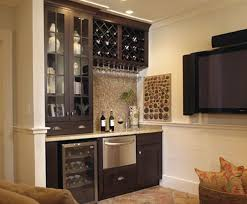 Glass Bar Cabinet Designs Homely Idea Basement Bar Cabinets Home Depot Glass Front Back
