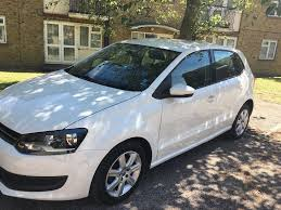 volkswagen polo petrol manual 1 2 reg 2010 60 in ealing