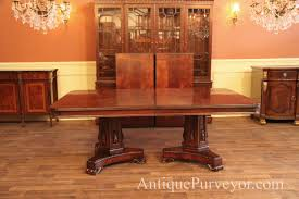 Dining Room Table For 10 by Large Inexpensive Mahogany Conference Room Or Dining Room Table