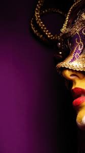 halloween masquerade background profile masquerade purple background cloths face paint wallpaper