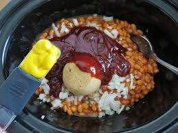 crock pot baked beans the country cook