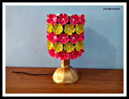 diy 39 lampshade made of recycled plastic bottles youtube