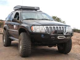2004 jeep grand cherokee wj off road wallpapers specs and news