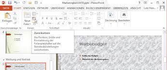 powerpoint design zuweisen powerpoint 2013 2 2 15 beispiel 56 einzelne folie gestalten und