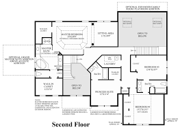 Ellis Park Floor Plan by Reserve At Medina The Harriet Home Design
