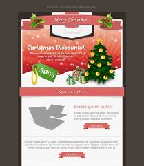 new year email template christmas and new year responsive email