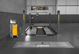class 7 mot bay dimensions 4 post lifts crypton technology