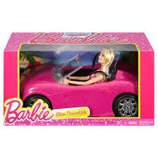 barbie corvette mattel barbie glam convertible and doll djr55 ages 3 ebay