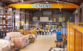 siemens invests 5 million into rockhampton service centre