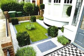 Formal Front Yard Landscaping Ideas - fabulous small formal garden designs simple landscaping ideas for