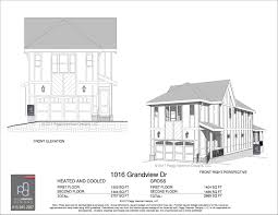 calculate square footage of house 1016 grandview nashville green hills 1873605