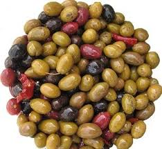 italian olives country mix olives