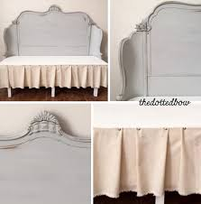 sweet seagull gray headboard bench general finishes design center