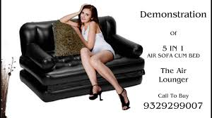 Air Sofa 5 In 1 Bed Air Sofa Bed 5 In 1 Lounger Call 9329299007 Youtube