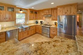 Knotty Pine Cabinets Kitchen Rustic Kitchen With Glass Panel By Mark Bartikoski Zillow Digs