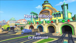 nurse wilson chuggington wiki fandom powered wikia