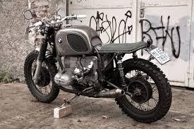 bmw motorcycle scrambler bmw r65 custom scrambler by moto sumisura moto rivista