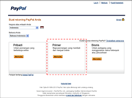 cara membuat paypal online apa itu paypal pengertian paypal cara membuat daftar paypal