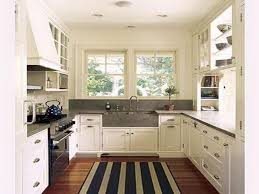 Galley Kitchen Rugs Galley Kitchen Design Overcoming Your Limited Space To Keep Trendy