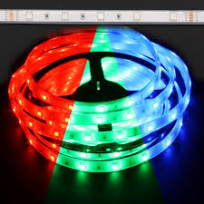 color led light strips 12v waterproof color changing rgb led strip