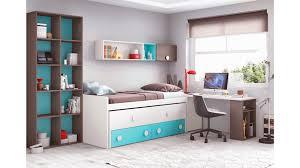 chambre complete enfants chambre complète enfant avec lit bibliothèque glicerio so nuit