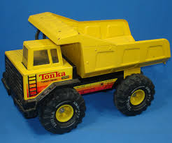classic tonka trucks vintage metal tonka mighty turbo diesel