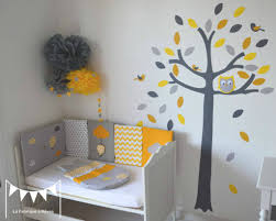 chambre bebe grise chambre bebe jaune et grise 2 awesome contemporary design trends mur