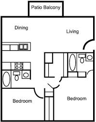 2 bedroom 2 bath floor plans pricing floor plans summerhill apartments midland