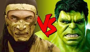 Skarlet Mortal Kombat Halloween Costume Scorpion Hulk Epic Battle Mortal Kombat Costume Skin Mod