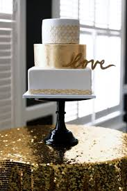 black and gold wedding ideas modern black and gold wedding ideas gold weddings wedding cake