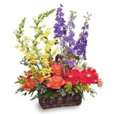 flower baskets flower baskets by style open air designs local florist