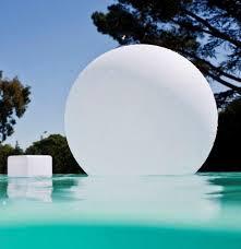 garden globe lights fibreglass outdoor illuminated globes for