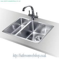 Andano STEELART Kitchen Sinks BLANCO Andano IF STEELART - Kitchen sinks blanco