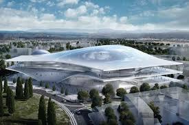 Conceptual design unveiled for Canberra Convention Centre