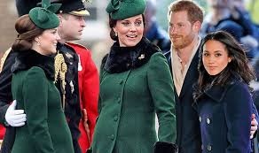 meghan harry meghan markle and prince harry romance rubs off on kate middleton