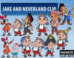 neverland clipart etsy