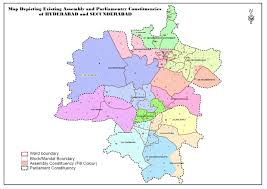 Hyderabad Map Chief Electoral Officer