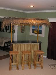 How To Build Tiki Hut Pvc Tiki Bar 6 Steps With Pictures