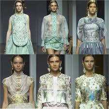 the chambre syndicale de la haute couture guo pei style on the dot