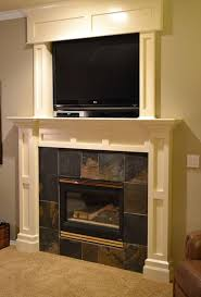 Fireplace Surround Ideas Ideas To Help The Naturally Ugly Fireplace