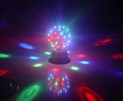 led disco ball light amazng led magic disco ball lights id 7010930 product details