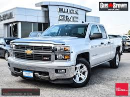 used 2014 chevrolet silverado 1500 lt w 1lt for sale port perry on