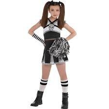 Womens Cheerleader Halloween Costume Girls Rah Rah Rebel Cheerleader Costume Halloween