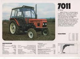 zetor 7011 0708