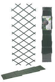 White Pvc Trellis Plastic Trellis Trellises Ebay