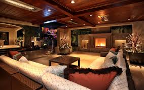 pictures on luxurious living room interiors free home designs